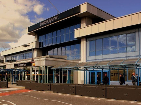 Extension of Immigration Section at London City Airport, UK