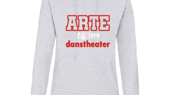 Dames Hooded Sweat