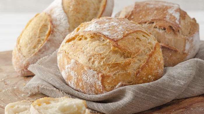 Pão Fermento Biológico