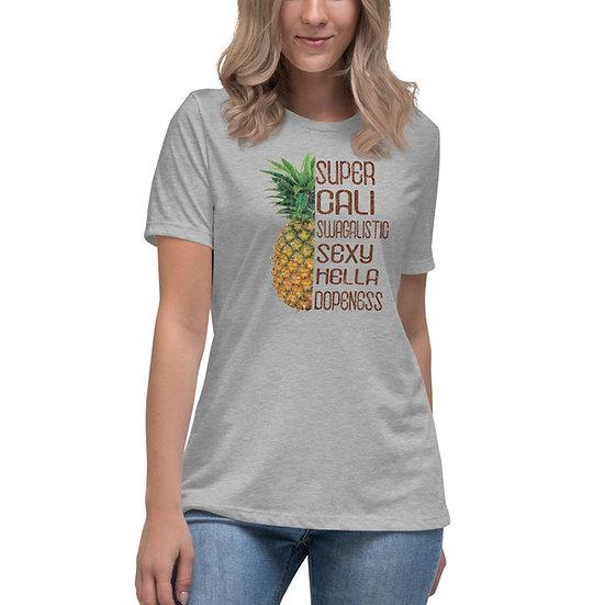 Super Cali Pineapple Tee