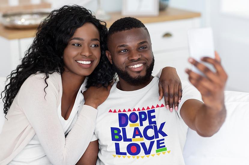 Dope Black Love