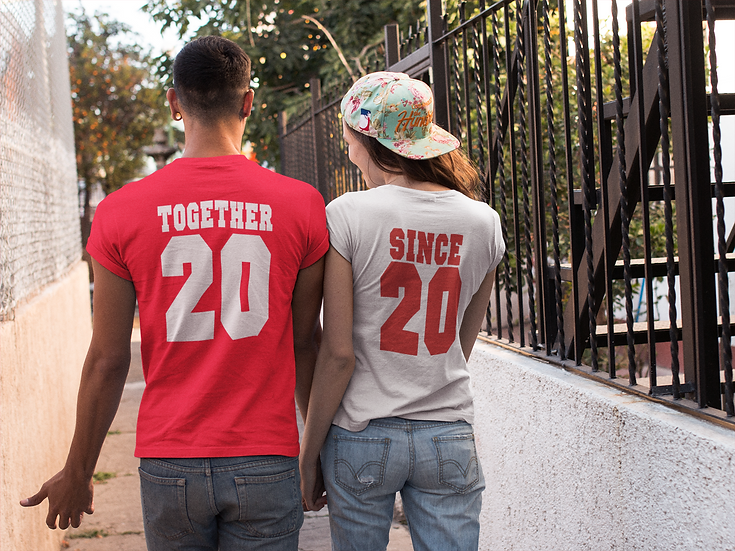 Together Since T-Shirt