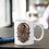 Thumbnail: Black History Collage Mug and Coaster (Sublimated)