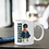 Thumbnail: NFL Squad Mug (Sublimated)