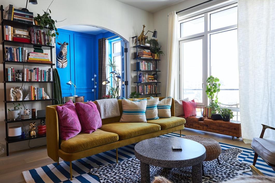 williamsburg brooklyn apartment interior photography