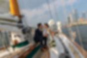 Wedding on the water NYC