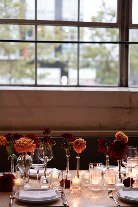 brooklyn restaurant photography by Calen Rose