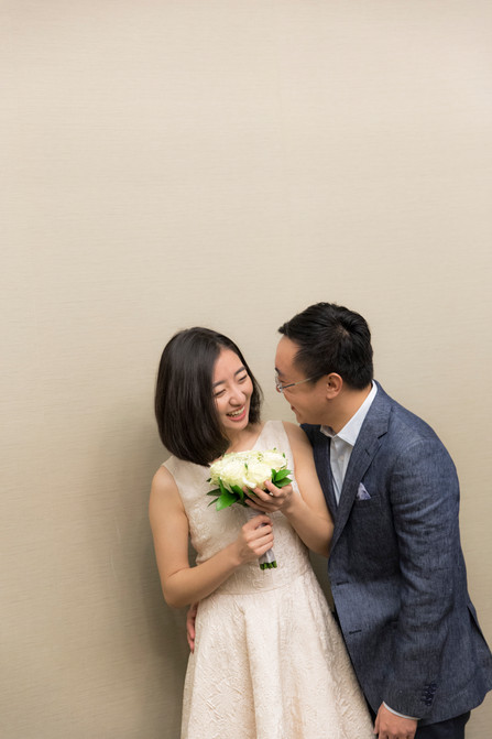 NYC Courthouse Wedding | Calen Rose Photography