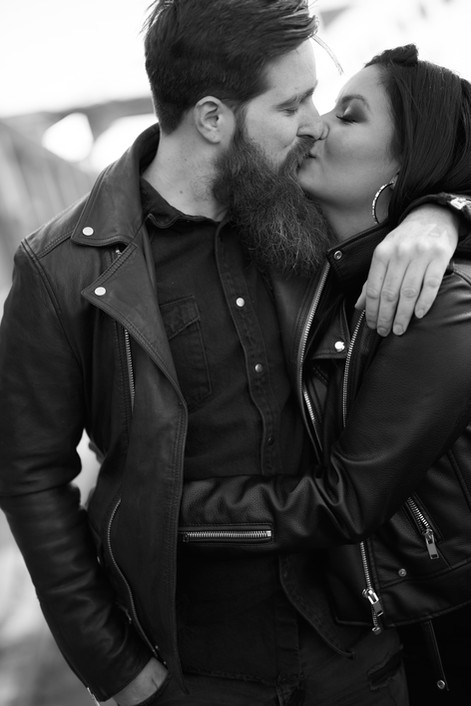 Industrial Brooklyn Engagement Session, Gowanus Engagement Photography | Calen Rose Wedding Photography, candid brooklyn wedding photographers