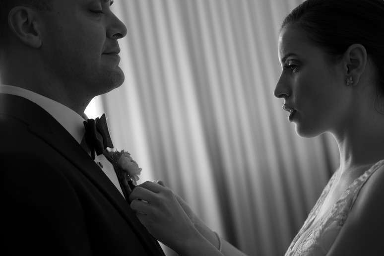 William Vale Wedding Brooklyn | Calen Rose Photography