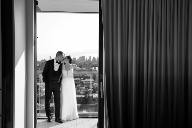 William Vale Wedding Brooklyn | Calen Rose Photography