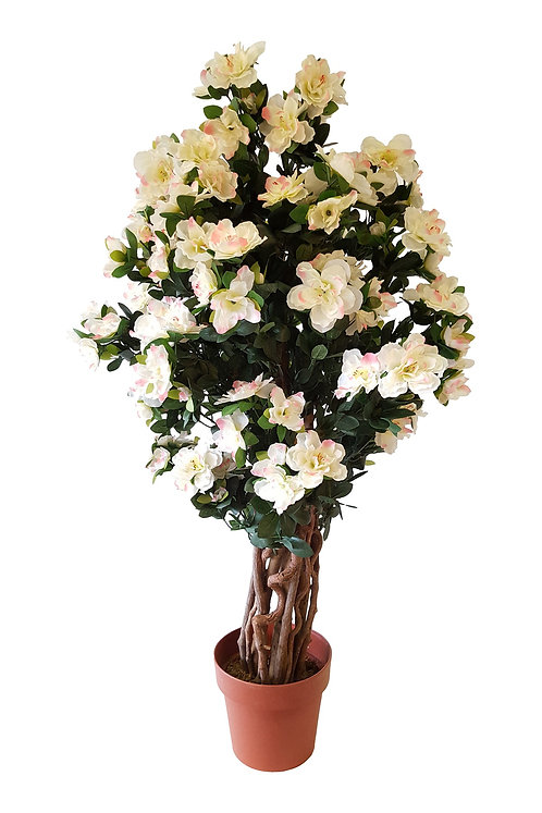 Stem shrub white 115cm