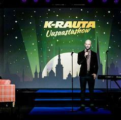 K-Rauta New Years Gala 2018