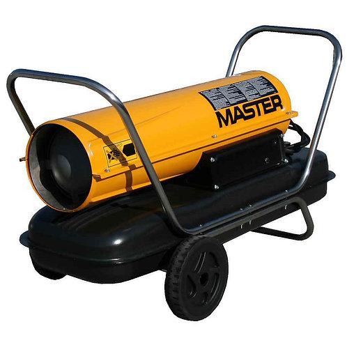Master B150CED 44kW diiselkalorifeer