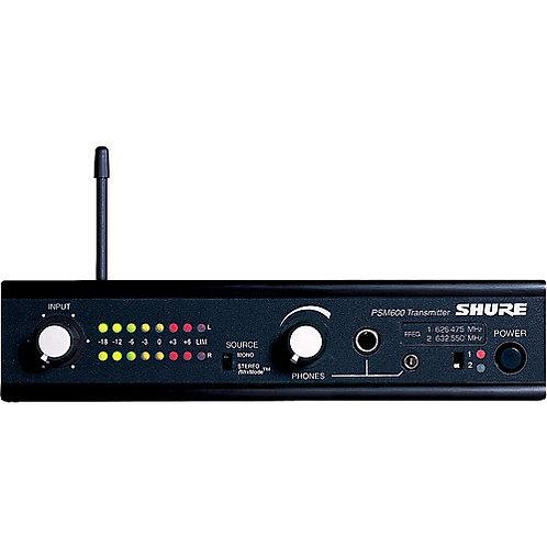 Shure PSM-600 transmitter