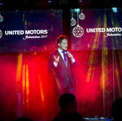 United Motors Christmas Events 2017