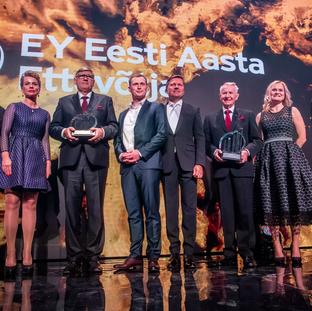 EY Eesti Aasta Ettevõtja 2019 / EY Entrepreneur Of The Year