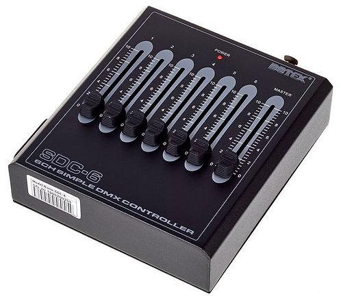 Botex 6ch DMX controller