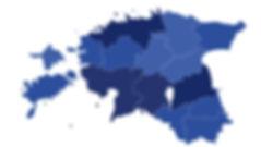 Tartu Ülikooli vilitlaste kaart