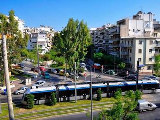 Διακοπή κυκλοφορίας του τραμ το Σάββατο στο τμήμα Μεγάλου Αλεξάνδρου - Παναγίτσα μεταξύ 8:00π.μ. - 1