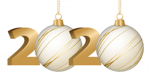 Xαρούμενα Χριστούγεννα! Eυτυχισμένο 2020!