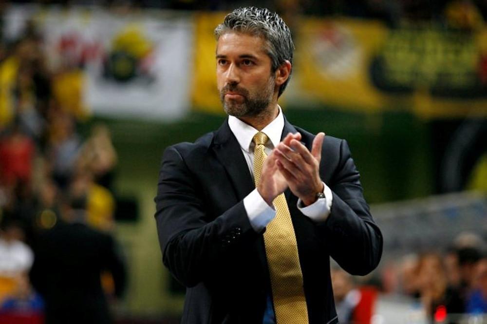 Αλλαγή προπονητή στον μπασκετικό Πανιώνιο |  Βαγγέλης Ζιάγκος