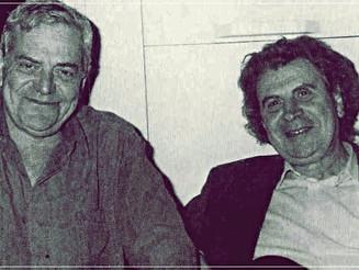 Εκδήλωση στη Νέα Σμύρνη με τον Γιώργο Νταλάρα για τα 20 χρόνια από το θάνατο του Γιάννη Θεοδωράκη