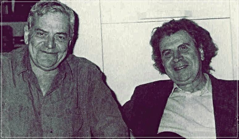 Εκδήλωση στη Νέα Σμύρνη με τον Γιώργο Νταλάρα για τα 20 χρόνια από το θάνατο του ποιητή Γιάννη Θεοδωράκη, αδελφού του Μίκη Θεοδωράκη