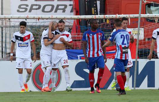 Super League: Πανιώνιος-Βέροια 1-2