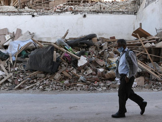 Νέα Σμύρνη: Στήριξη των σεισμοπαθών της Σάμου