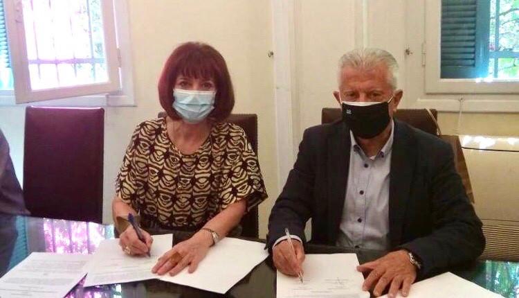 Μνημόνιο συνεργασίας υπογράφτηκε μεταξύ του Δήμου Νέας Σμύρνης και του Παντείου Πανεπιστημίου με στόχο την από κοινού προώθηση της εκπαιδευτικής, ερευνητικής, επιστημονικής και διοικητικής συνεργασίας των δύο φορέων.