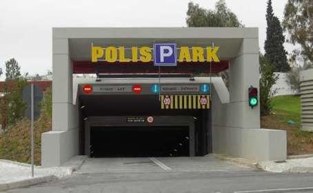 Το POLIS PARK κάνει ειδικές τιμές σε κατοίκους & καταστηματάρχες της Ομήρου λόγω των έργων