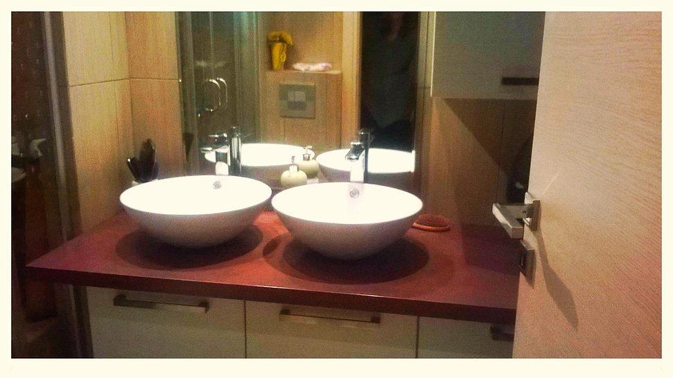 BAUART | Πλήρης ανακαίνιση μπάνιου σε διαμέρισμα στο Χαλάνδρι