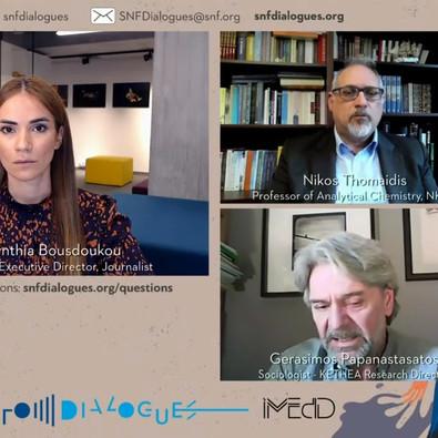 Χρήση Ουσιών: Μια Πανδημία μέσα στην Πανδημία