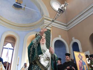 Iστορικό προσκύνημα στη Σμύρνη, με υπογραφές Oρθοδοξίας, μετά από 94 χρόνια...
