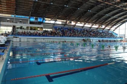 Δημoτικό Κολυμβητήριο Aρτάκης