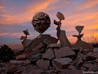Οι πέτρες που αψηφούν τους νόμους της φυσικής