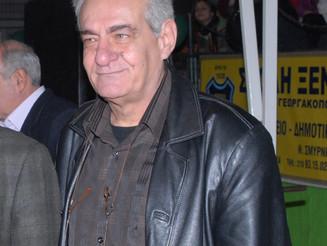 Έφυγε από τη ζωή ο Δημήτρης Ράπτης