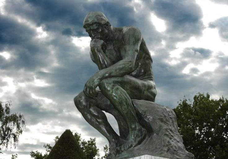 Ο Σκεπτόμενος – Auguste Rodin