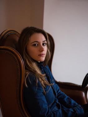 Actrice Sterre van Sprundel