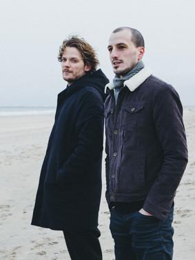Tom Hofland en Pascal van Hulst