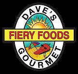 Dave's Gourmet Fiery Foods Logo