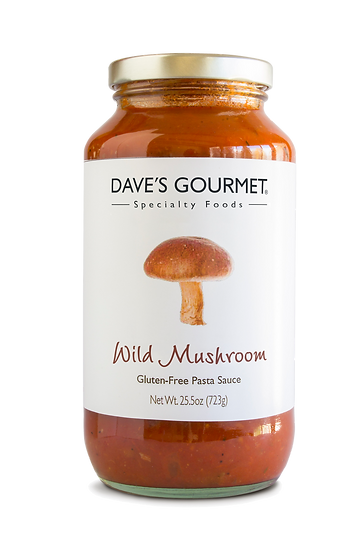 Wild Mushroom Pasta Sauce