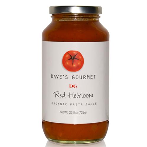Organic Red Heirloom Pasta Sauce