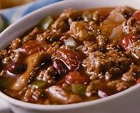 Fiery Three Bean Chili