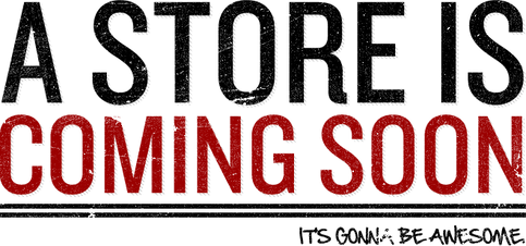 A store is coming soon image