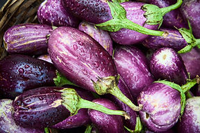 Crispy Eggplant Appetizers