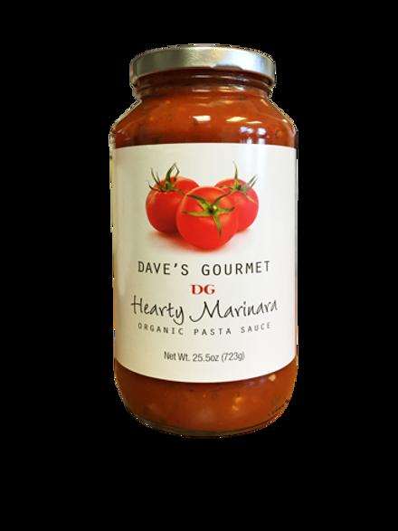 Hearty Marinara Jar