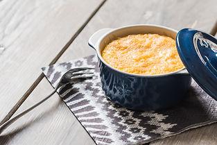 Butternut Squash & Polenta Casserole