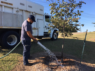 SPECIAL THANKS TO FORT WORTH PARK EMPLOYEES
